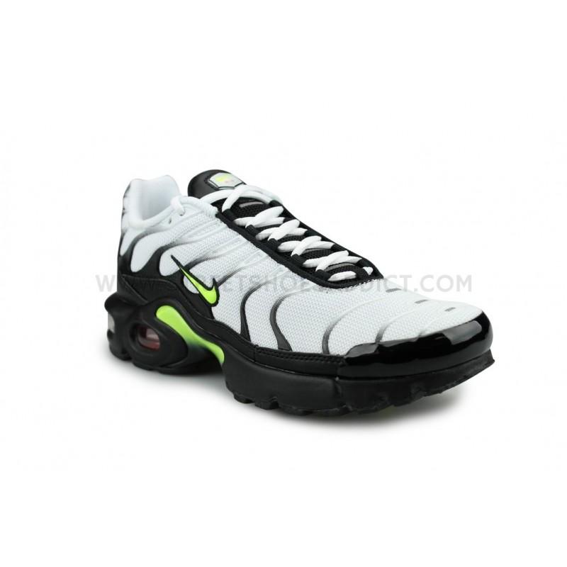 Nike Air Max Plus Tn RF Junior Blanc Street Shoes Addict