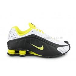 Nike Shox R4 Noir