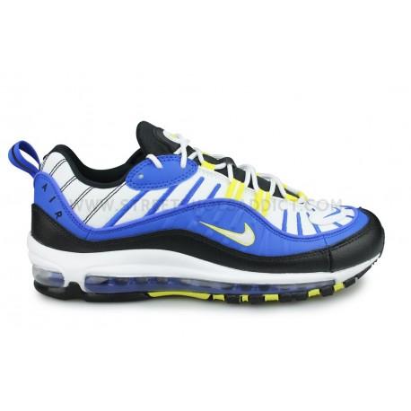 air max 98 bleu et blanche