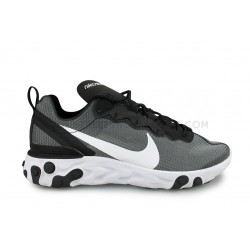 Nike React Element 55 SE Noir