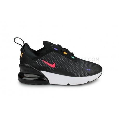 Nike Air Max 270 Enfant Noir