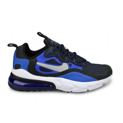 Nike Air Max 270 React Junior Bleu