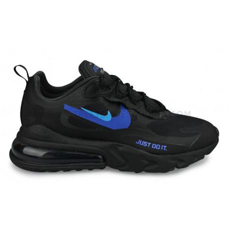 Nike Air Max 270 React JUST DO IT Noir