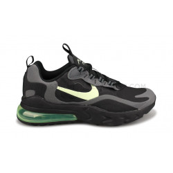 Nike Air Max 270 React Junior Noir