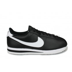Nike Cortez Basic Leather Noir