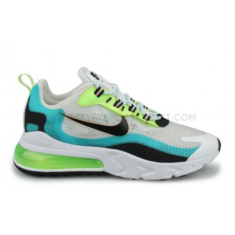 Nike Air Max 270 React Blanc