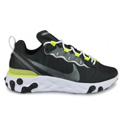 WMNS Nike React Element 55 Noir