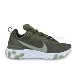 WMNS Nike React Element 55 Kaki