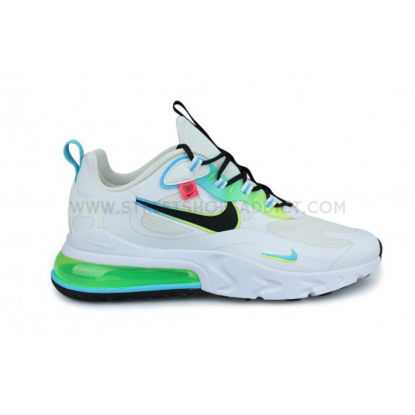 Nike Air Max 270 React SE Worldwide Pack Blanc