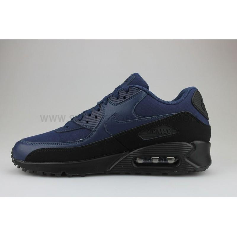Nike Air Max 90 ES BG Junior Noir