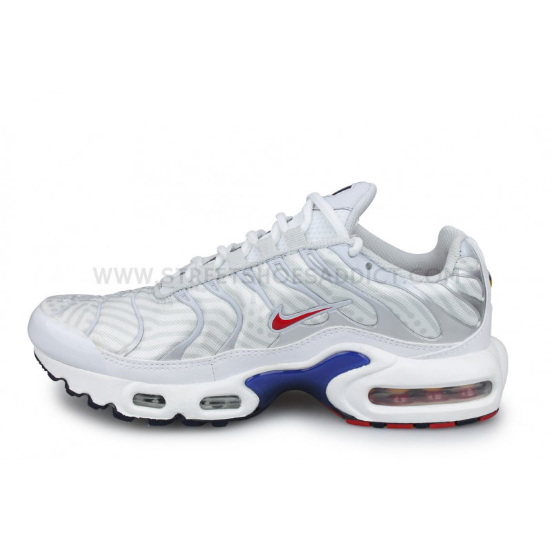 Nike Air Max Plus TN Junior Blanc - Street Shoes Addict