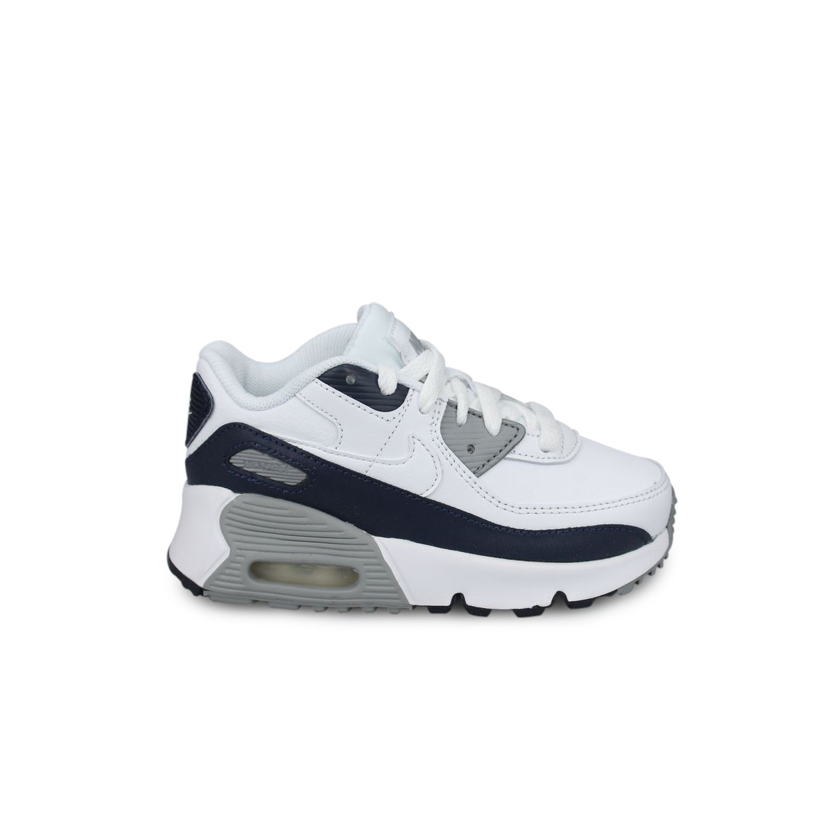 NIKE AIR MAX 90 LTR ENFANT NOIR - Street Shoes Addict