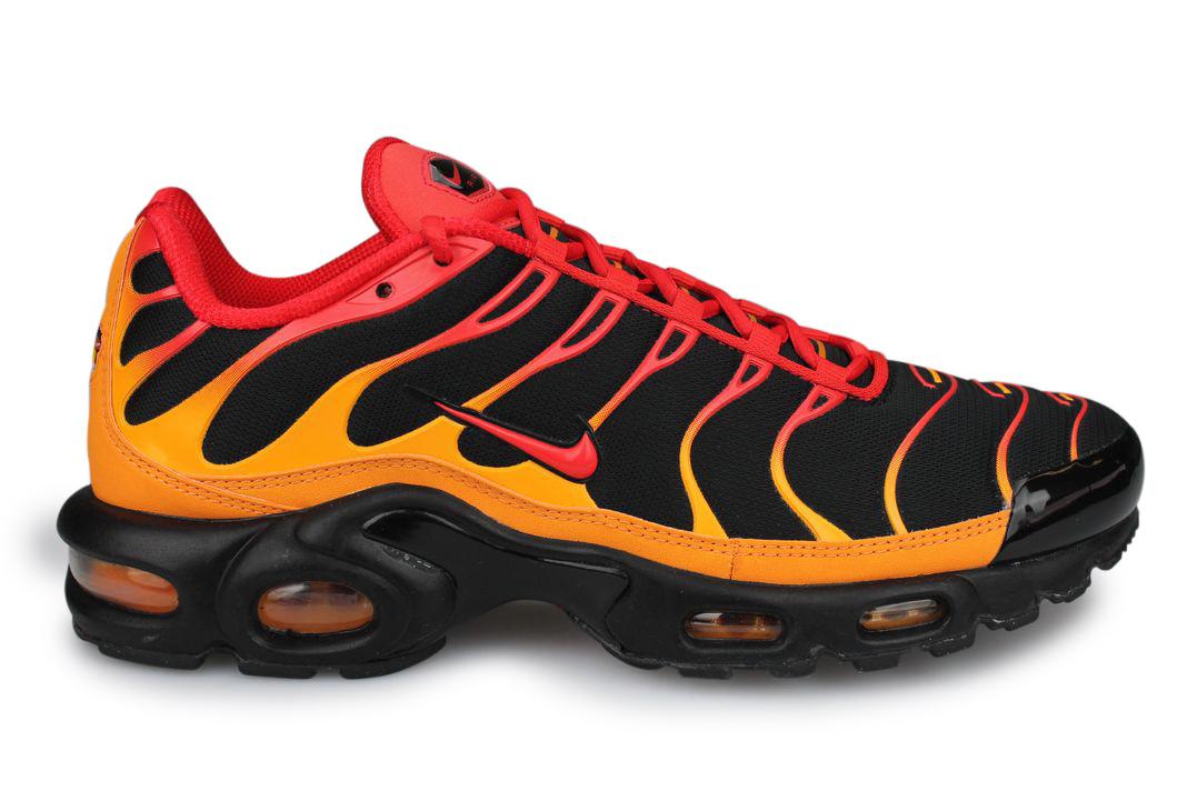 Nike Air Max Plus TN Noir Orange Vif DA1514-001 | Street Shoes Addict