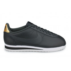 Wmns Nike Classic Cortez Leather Noir