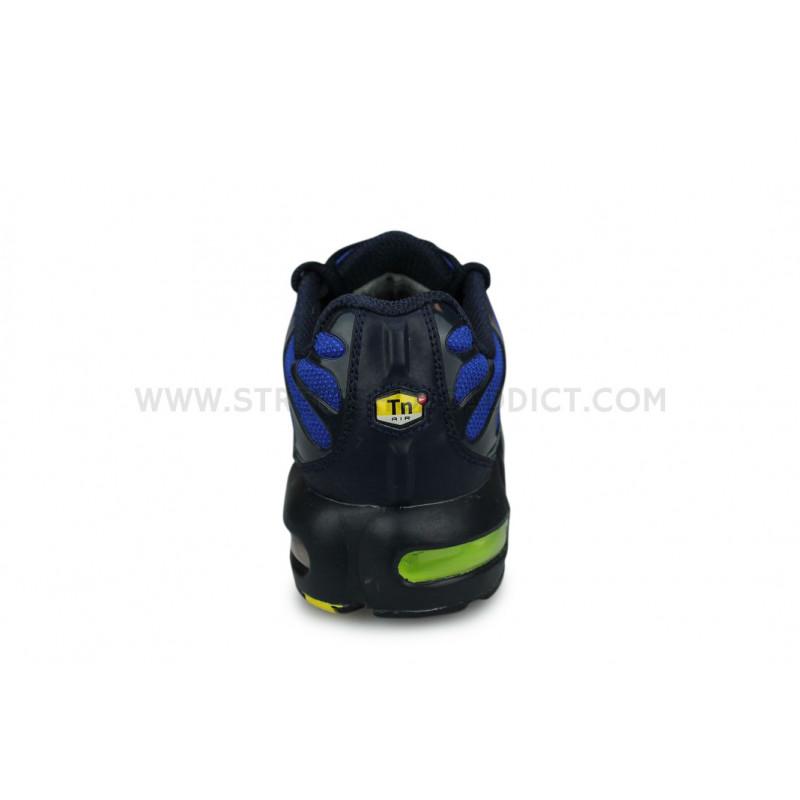 Nike Air Max Plus TN Junior Bleu - Street Shoes Addict