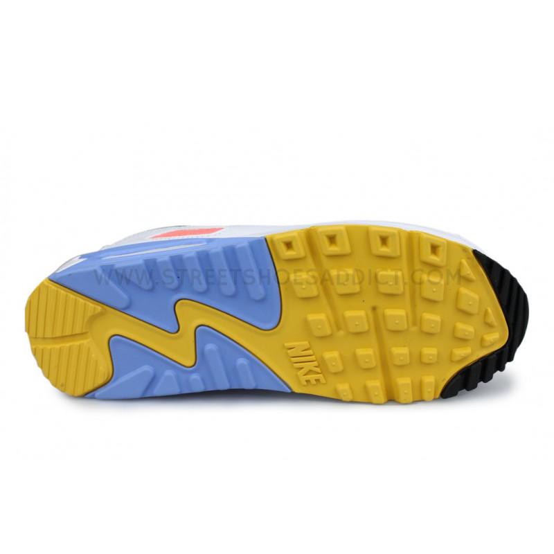 Wmns Nike Air Max 90 Blanc