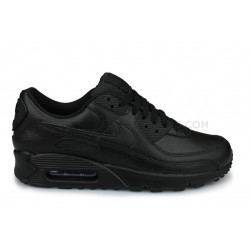 Nike Air Max 90 Leather Noir