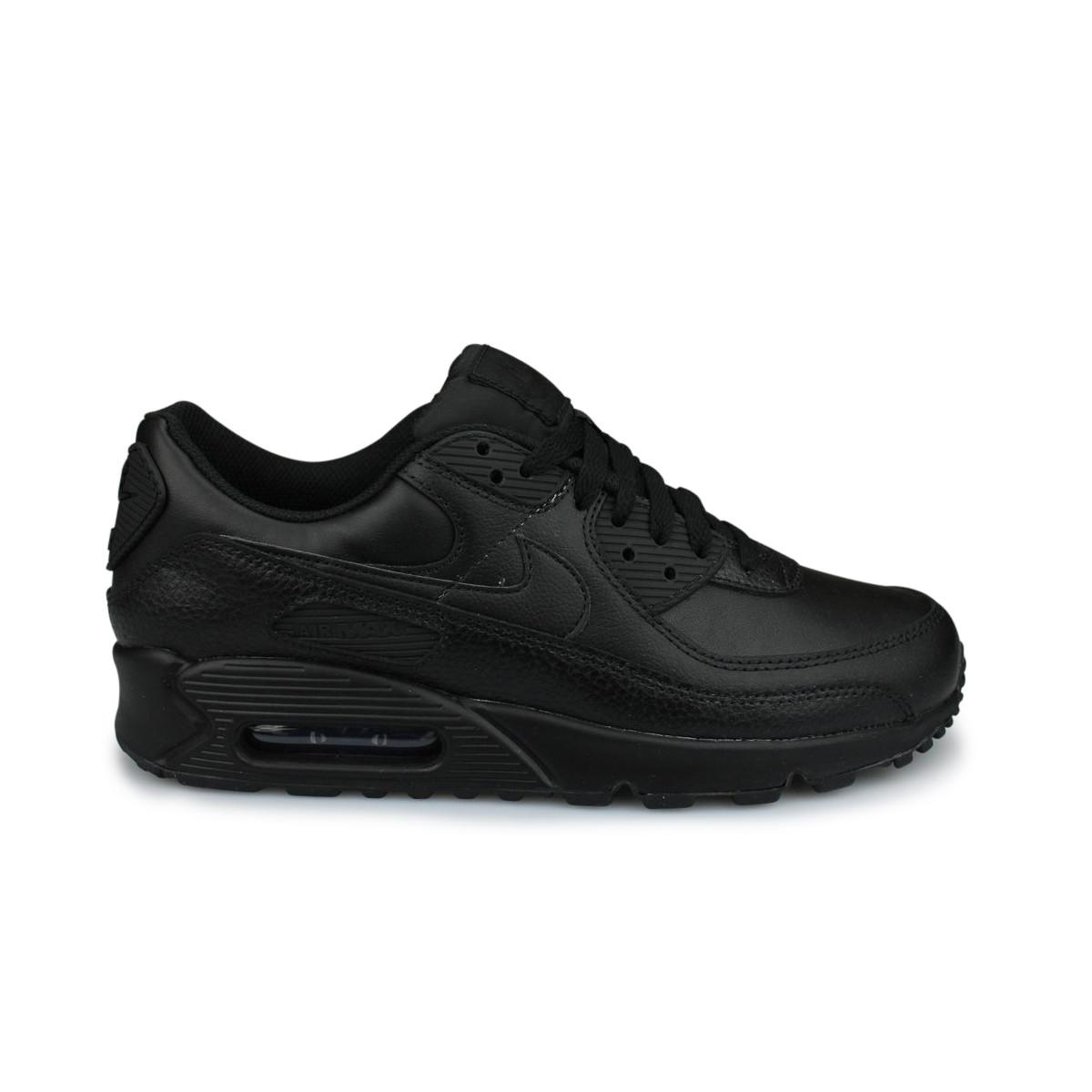 Nike Air Max 90 Cuir Noir Homme CZ5594-001 | Street Shoes Addict