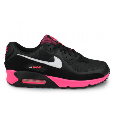 Nike Air Max 90 Noir ''Racer Pink''