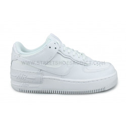 Wmns Nike Air Force 1 Shadow Blanc