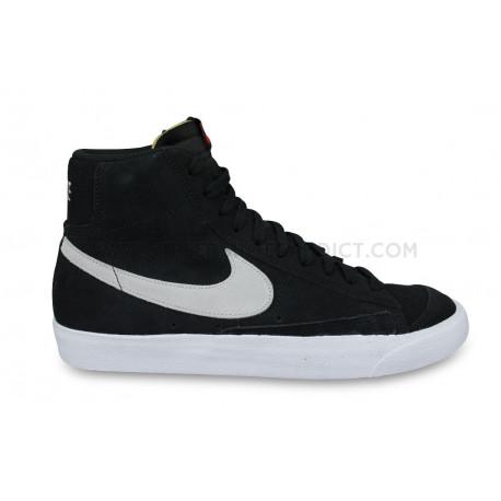 Nike Blazer Mid '77 Suede Noir