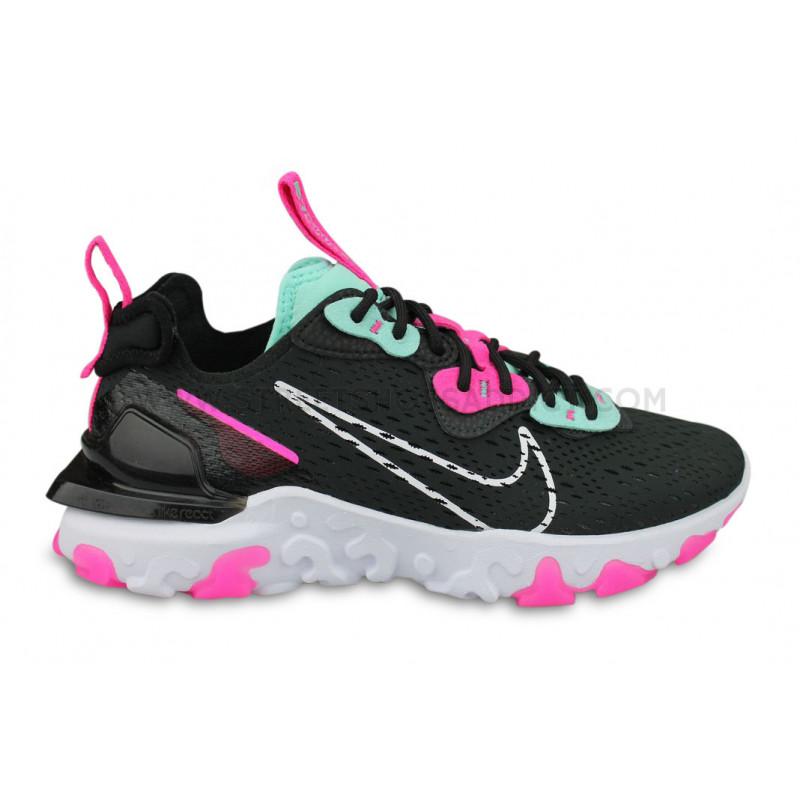 WMNS Nike React Vision Noir