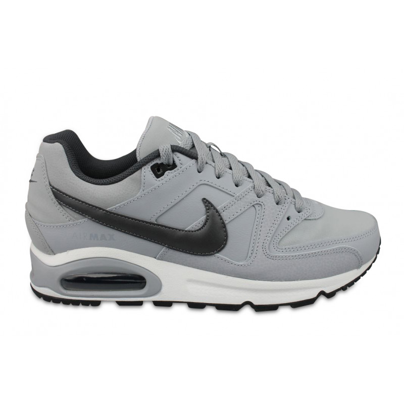Nike Air Max Command Leather Gris