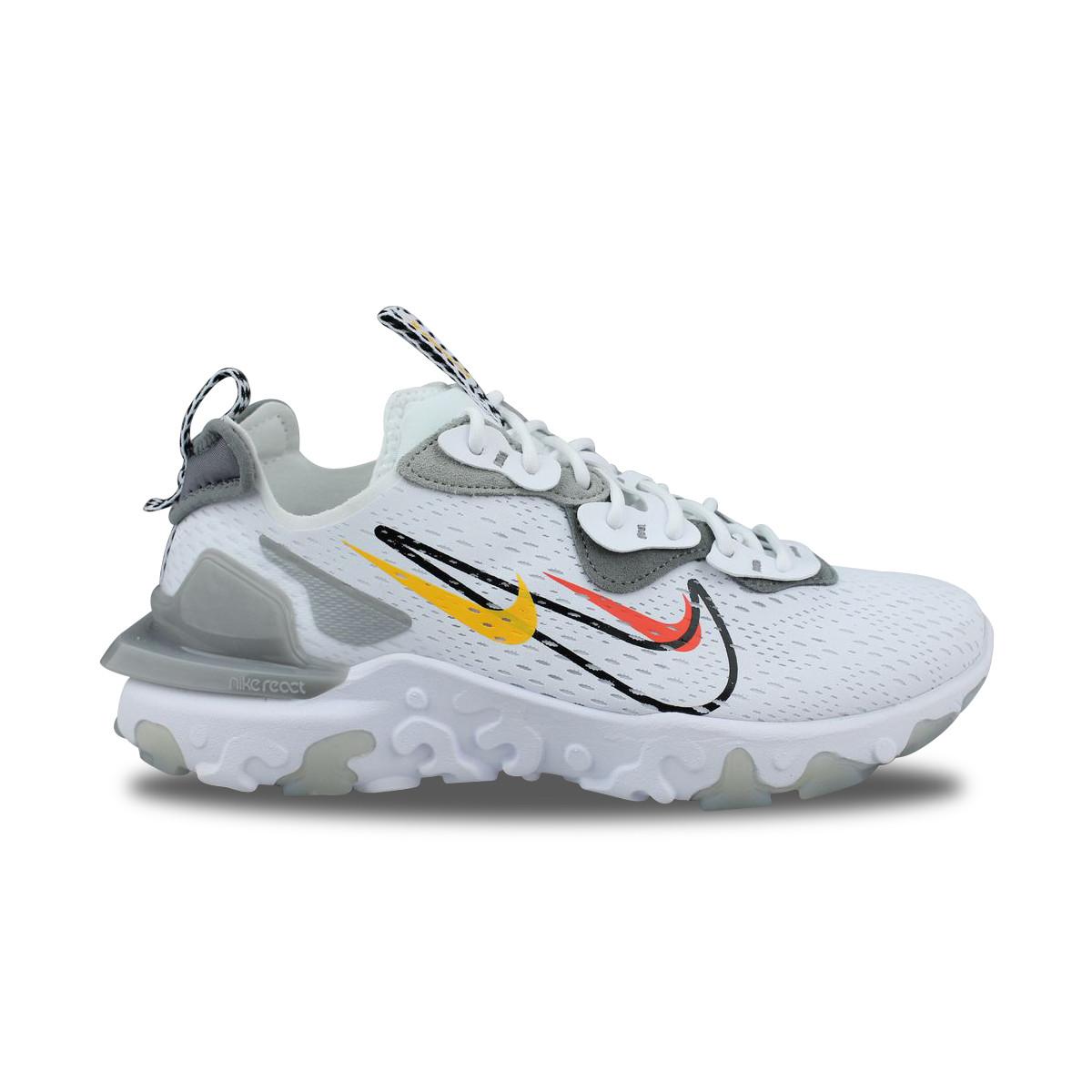 Nike React Vision Blanc