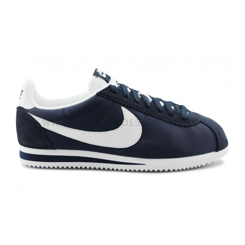 nike classic cortez bleu,nike classic cortez nylon bleu